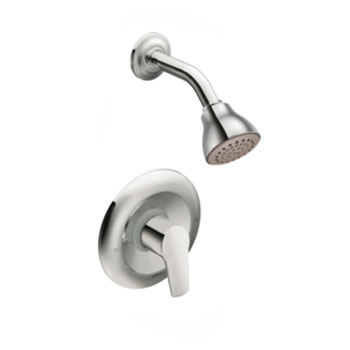 Moen T2802 Method Posi-Temp(R) Single Handle Shower Trim - Chrome