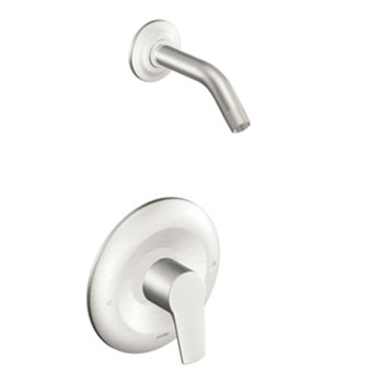 Moen T2802NHBN Method Posi-Temp(R) Single Handle Shower Trim - Brushed Nickel