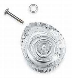 Moen 94514 Knob Handle Kit, Posi-Temp Single Handle Tub/Shower - Clear