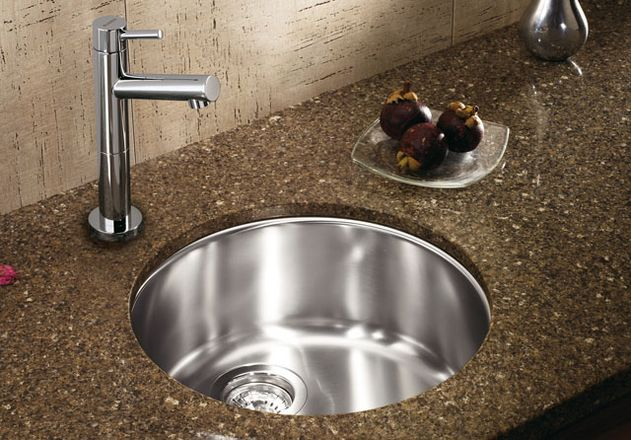 Blanco 513652 Rondo Drop In Kitchen Sink Stainless Steel