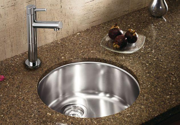 Blanco 513652 Rondo Drop In Kitchen Sink   Stainless Steel Blanco 513652  Rondo Blanco 513652