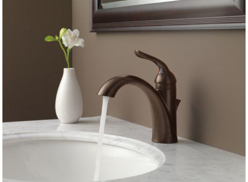 Delta Victorian 555lf Single Handle Centerset Bathroom: Delta 538-RBMPU-DST Lahara Single Handle Centerset
