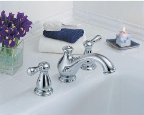Delta T5778 Lhp Leland Series Garden Roman Tub Faucet Trim
