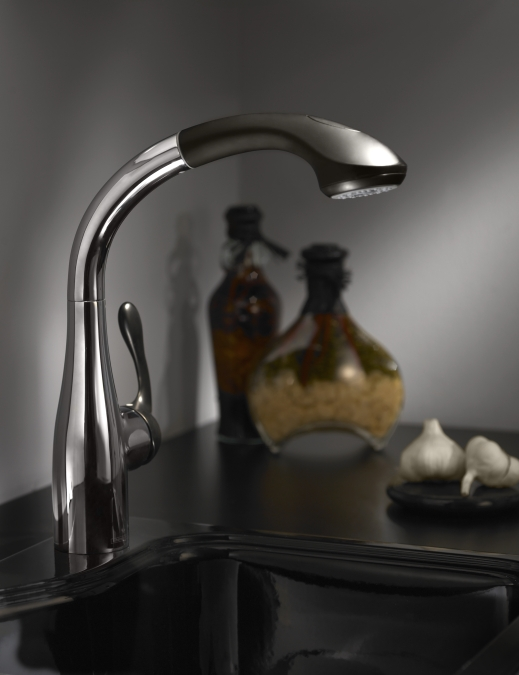 Hansgrohe 06461040 Allegro Pull Down Kitchen Faucet