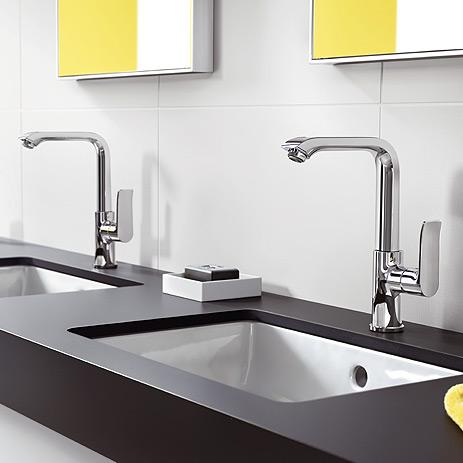 Hansgrohe 31087001 Metris 230 Single Hole Lavatory Faucet Chrome Faucetdepot Com