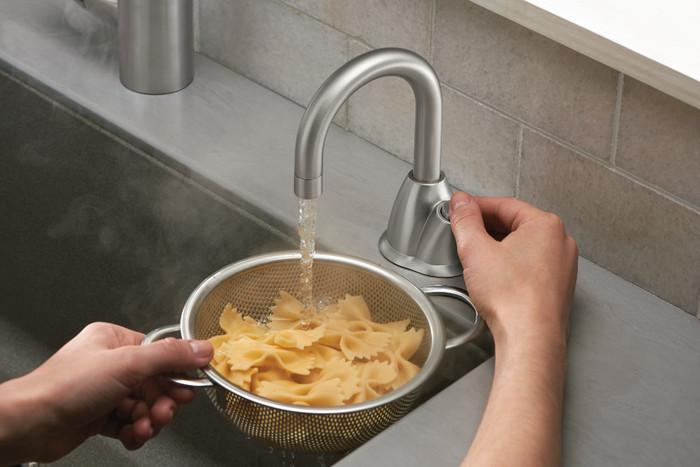... Instant Hot Water Dispenser   Satin Nickel. InSinkErator HOT100. HOT100