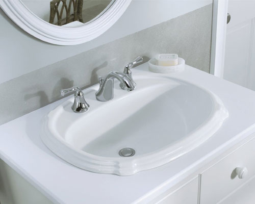 Kohler KACP Forte Widespread Lavatory Faucet With - Kohler forte bathroom accessories