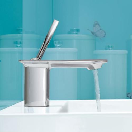 Kohler K 14760 4 Cp Stance Single Control Lavatory Faucet Polished Chrome Faucetdepot Com