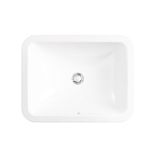 AddThis Sharing Buttons. Kohler K 20000 0 Caxton Rectangle Undermount Lavatory Sink with