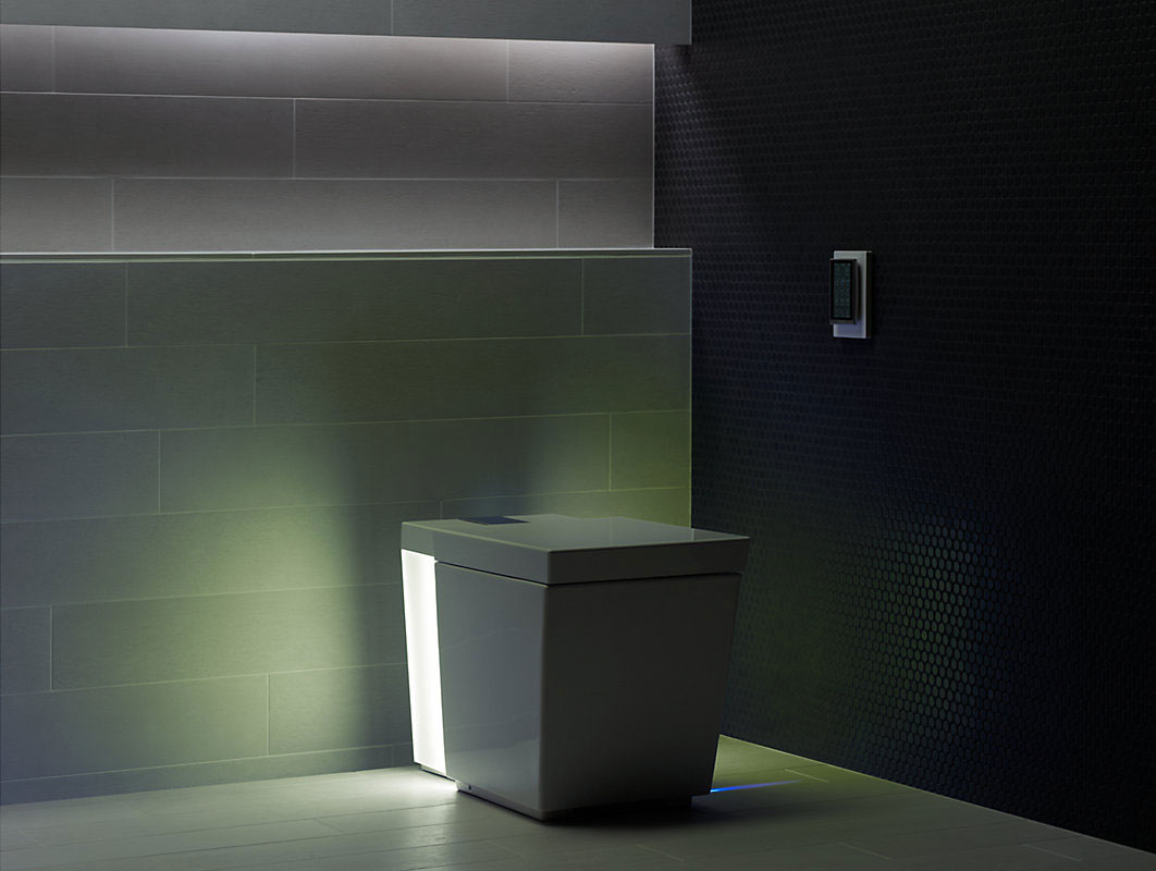 Numi Comfort Height One-Piece Elongated 1.28 GPF Toilet