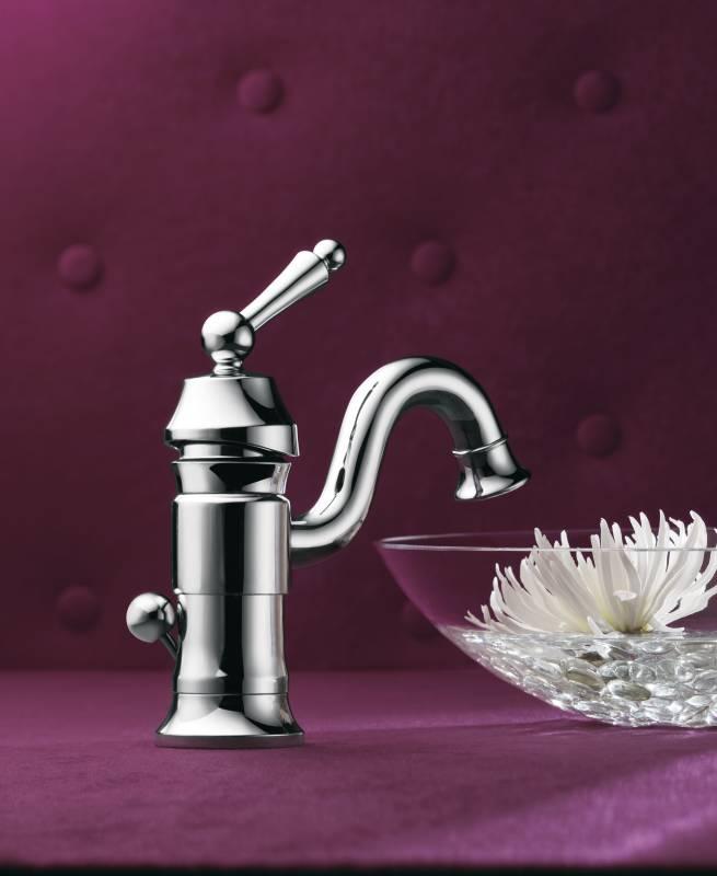 Moen Showhouse Kitchen Faucets: Moen ShowHouse S411 Waterhill Single Hole Centerset