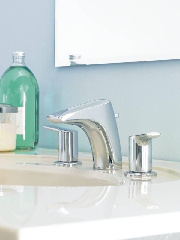 Moen T6820 Method Two Handle Widespread Lavatory Faucet