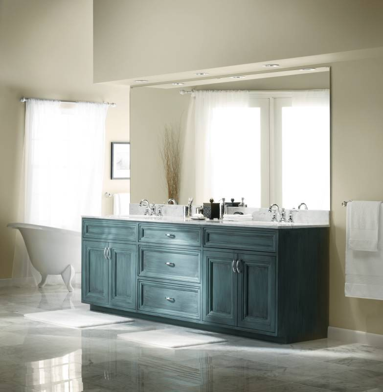Moen ShowHouse TS418 Waterhill Two Handle Widespread Lavatory ...