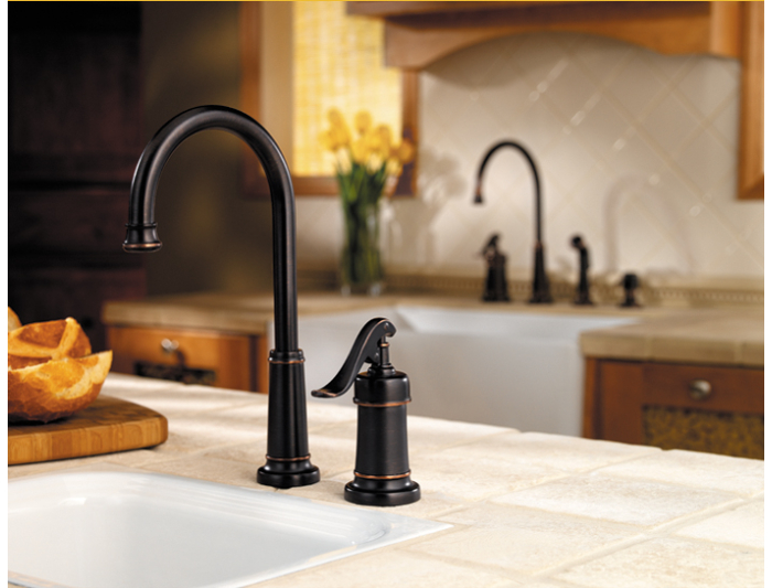 Pfister Lg72 Yp2y Ashfield Single Handle Bar Prep Faucet