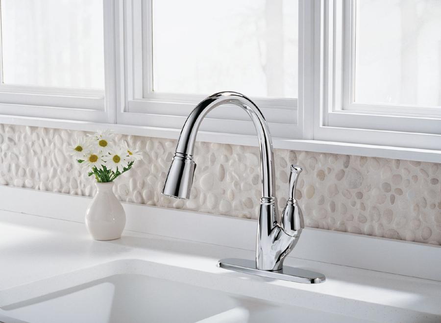 Delta Allora Kitchen Faucet Reviews