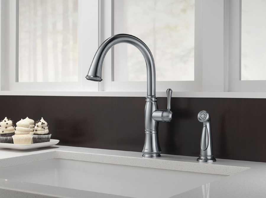 Delta Cassidy Kitchen Reviews In Artic Stainless