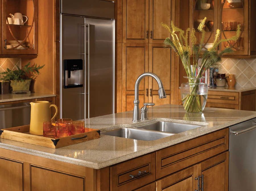 Delta 955 Ss Dst Victorian Single Handle Pull Down Kitchen