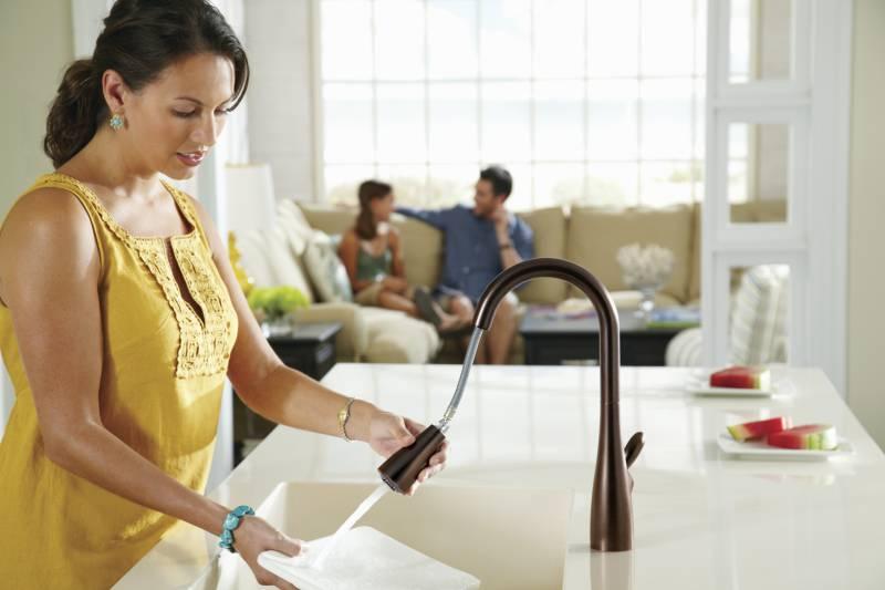 ... Kitchen Faucet   Oil Rubbed Bronze Moen 7594ORB Arbor Moen 7594ORB  7594ORB 7594ORB Arbor