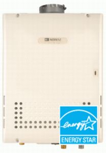 Noritz NRC111-SV-NG Indoor/Outdoor Natural Gas Condensing Tankless Water Heater (N-0842MC)