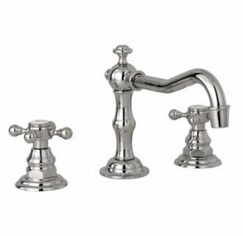 Newport Brass 930-26 Two Handle Widespread Lavatory Faucet - Polished Chrome
