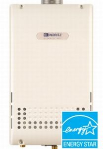Noritz NR98-OD-NG Outdoor Natural Gas Residential Tankless Water Heater (N-0751M)