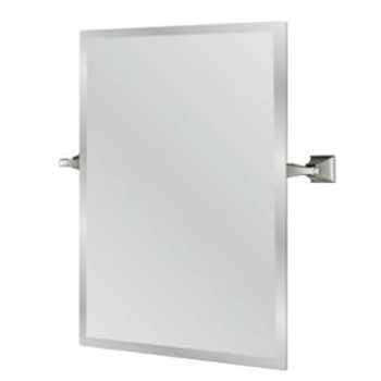 Pegasus 20714-4504 Exhibit Mirror in Brushed Nickel