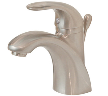 Price Pfister F-042-PRKK Parisa Single Handle Lavatory Faucet - Brushed Nickel