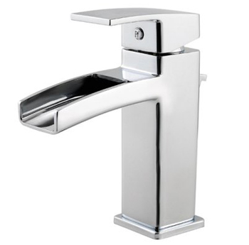 Price Pfister GT42-DF0C Kenzo Single Handle Lavatory Faucet - Polished Chrome