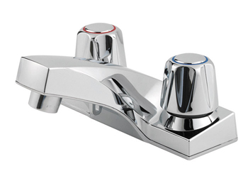 Price Pfister 143-5000 Pfirst Two Handle Lavatory Faucet Chrome