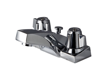 Price Pfister 143-6005 Pfirst Two Handle Centerset Lavatory Faucet Chrome