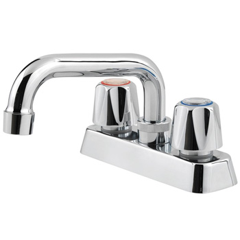 Price Pfister 171-2000 Pfirst Two Handle Laundry Faucet Chrome