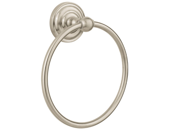 Price Pfister BRB-R0KK Redmond Towel Ring Brushed Nickel