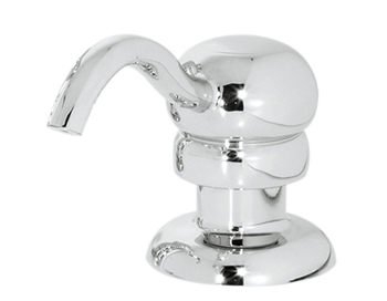 Price Pfister KSD-M1SS Soap/Lotion Dispenser Stainless Steel (Pictured in Polished Chrome)