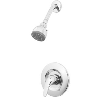 Price Pfister PRO-PP80 Professional Series Single Handle Shower Chrome
