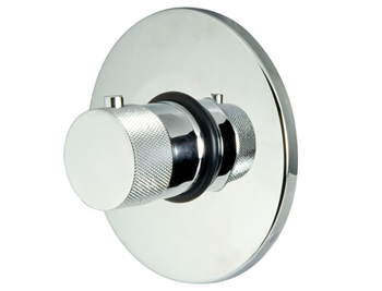 Price Pfister R78-9VUY Single Handle Volume Control Valve Trim Tuscan Bronze (Pictured in Chrome)