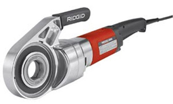 Ridgid 16718 #690 220V NPT Power Drive Threader with Case and Support Arm