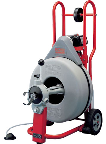 Ridgid 42007 #K-750 Drain Cleaner Machine with Gloves
