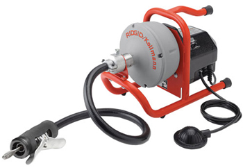 Ridgid 71702 #K-40 Drain Cleaning Sink Machine