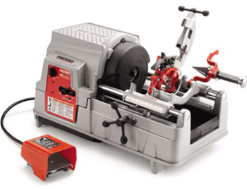 Ridgid 84097 #535-A Automatic Threading Machine with Foot Switch