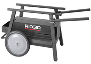 Ridgid 92467 #200A Universal Threading Machine Wheel & Cabinet Stand