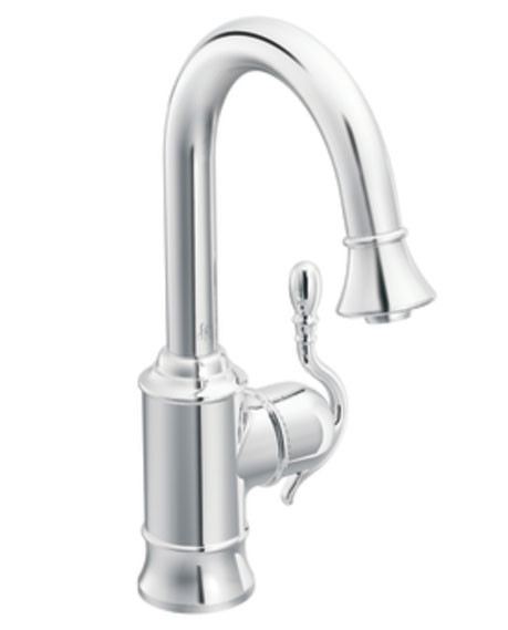 Moen Showhouse Kitchen Faucets: Moen Showhouse S6208C Woodmere Kitchen Single Handle