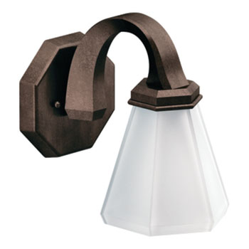 Moen Showhouse YB9761ORB Felicity 1 Light Bathroom Fixture - Oil Rubbed Bronze