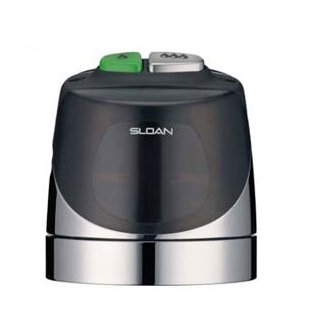 Sloan RESS-C-1.6/1 ECOS Electronic Dual Flush Retrofits for Existing Exposed Flushometer Valves (3375400) - Chrome
