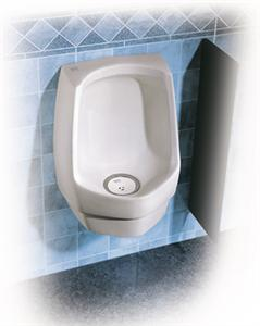 Sloan WES-1000 Waterfree Urinal (1001000) - White