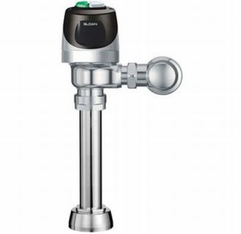 Sloan 8111-1.6/1 ECOS Exposed Electronic Dual Flush Flushometer (3370400) - Chrome