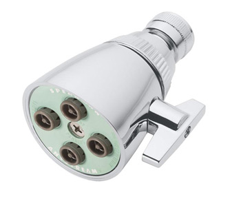 Speakman S-2253-E15 4-JET Anystream Showerhead Polished Chrome