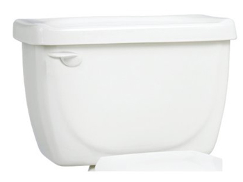 St. Thomas Creations 6201.014.01 Marathon Toilet Tank With Trim And Lid - White
