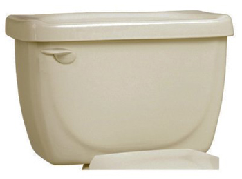 St. Thomas Creations 6201.044.02 Marathon Toilet Tank With Trim And Lid - Bone