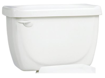 St. Thomas Creations 6201.044.01 Marathon Toilet Tank With Trim And Lid - White