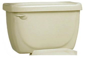 St. Thomas Creations 6206.024.02 Marathon II Toilet Tank With Trim And Lid - Bone